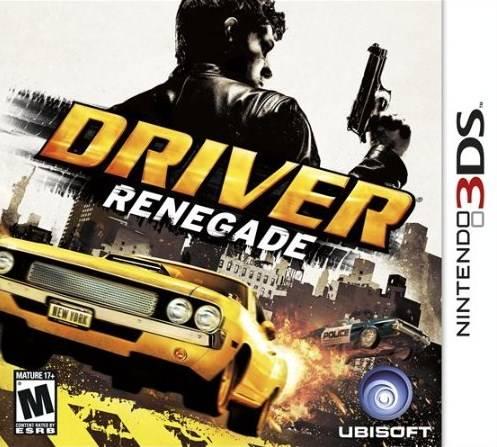 Resultado de imagen para Driver: Renegade 3DS COVER