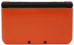 Orange x Black