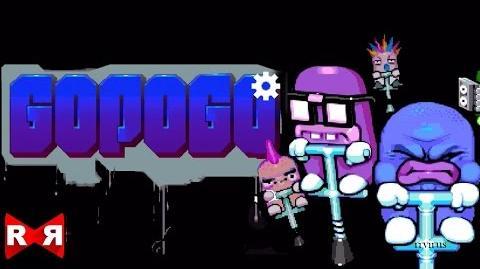 Gopogo - Level 50 Walkthrough