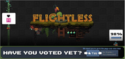 Cuboy - Flightless Advertisement