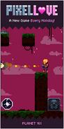 Pixel Love - Planet 161