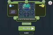 NT Test Subject Arena Level Select