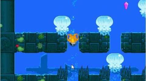 Aquanaut - level 12