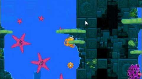 Aquanaut - level 18