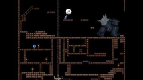 Nitrome - Tiny Castle Boss Fight Ending