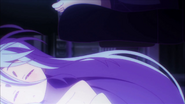 Shiro falls to the ground
