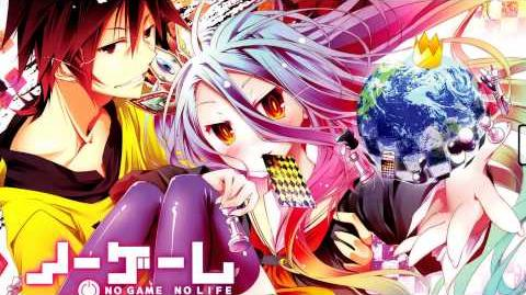 Oracion No Game No Life Ending full