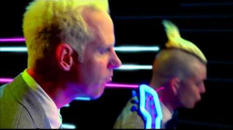 No Doubt - Push And Shove Target Commercial HD 1080i