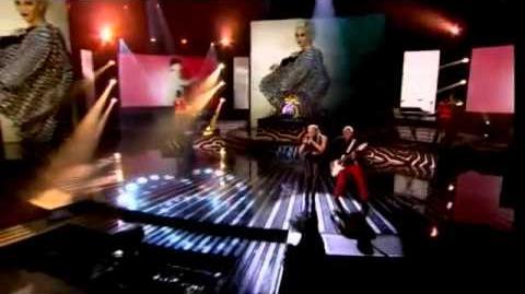 X Factor UK- No Doubt- Looking Hot