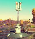 Sector beacon
