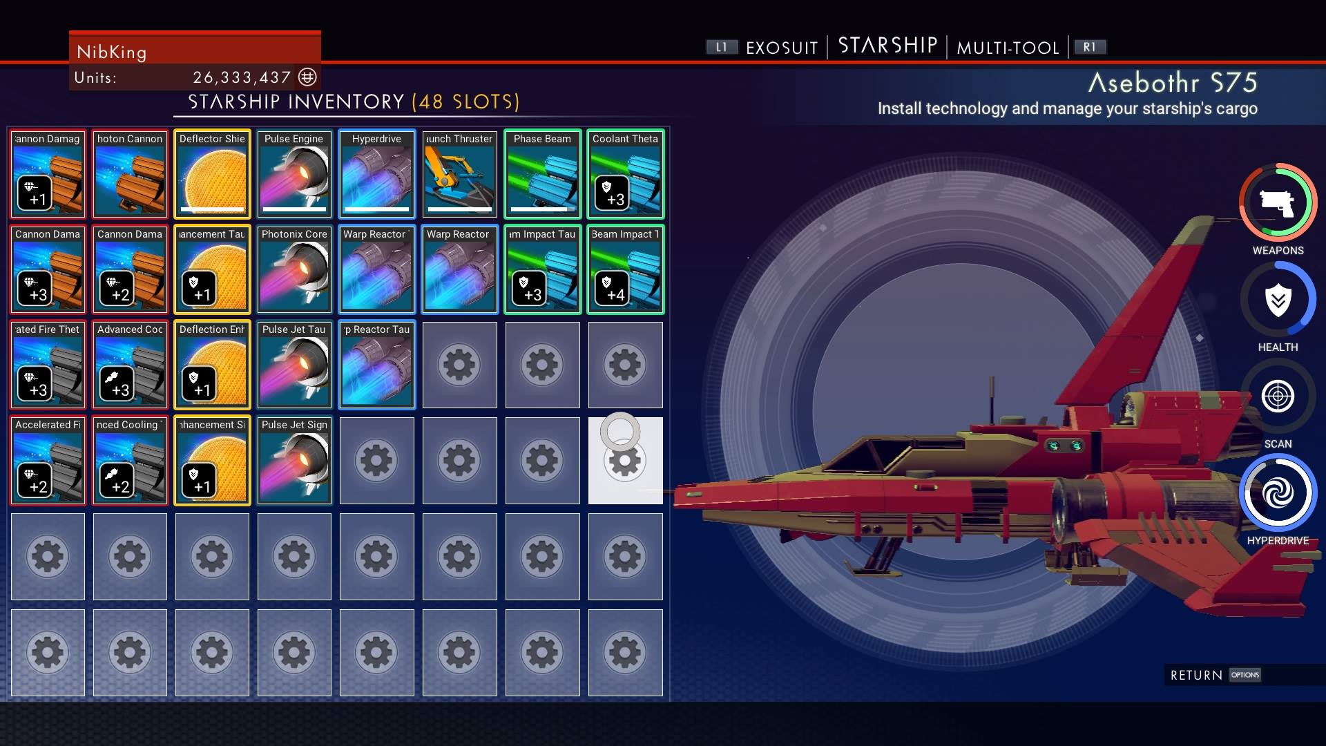 no mans sky multitool slots