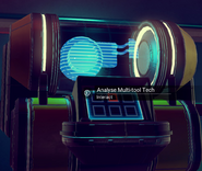 Analyse multi-tool tech