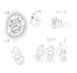 Shinobus Accessories