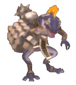 Dark Lizalfos