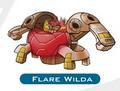 Flare Wilda