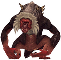 Redhand Simian
