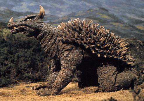 Anguirus Non Alien Creatures Wiki FANDOM Powered By Wikia