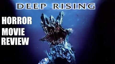 DEEP RISING (1998 ) aka OCTALUS Horror Movie Review