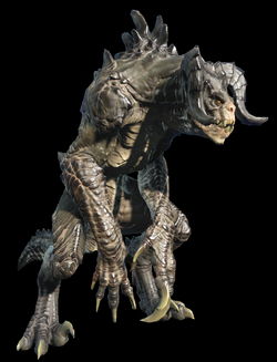 Deathclaw Fallout 4