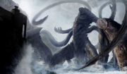 Clash of the Titans Kraken