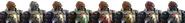 Ganondorf Palette Swaps Wii U