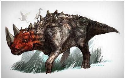 Atercurisaurus Diablosaurus rufus | N...
