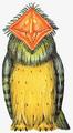 Flower-Faced Potoo