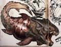 Dunkleosteus loricaruptor