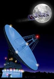 NASA Tracks Santa Claus