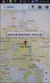 NORAD Tracks Santa - Smartphone - Android.png