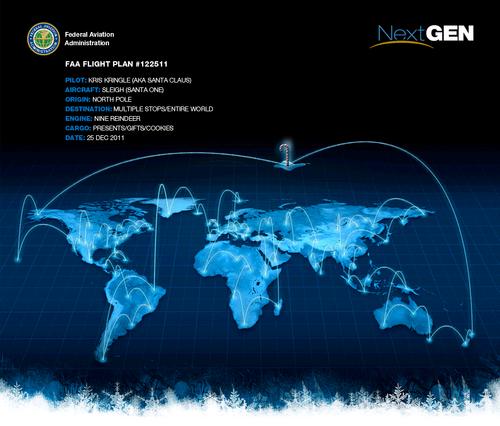 2011 - FAA Flight Plan No 122511