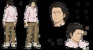 Character Design - Daikoku