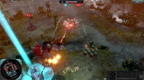 Dreadnought Assault Cannon VS Heretics