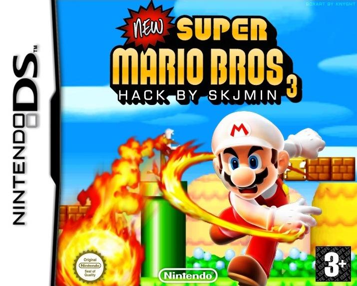 New Super Mario Bros 3 Hack