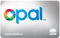 Opalconcession