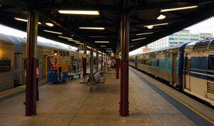 Sydney terminal platforms