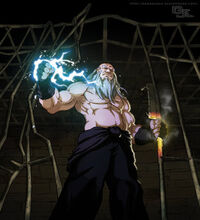 Iroh Dragon of the West by DarkKenjie