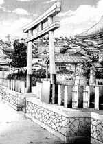 Hideshima shrine