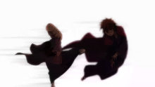 Nurarihyon kicks Rikuo