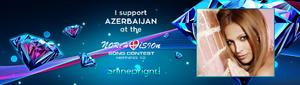 NVSC 12 Azerbaijan Banner