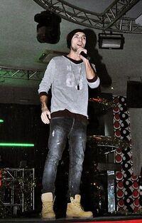 Anar Baylar at the NVSC 16