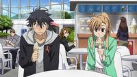 Nyan Koi - 05 ice cream