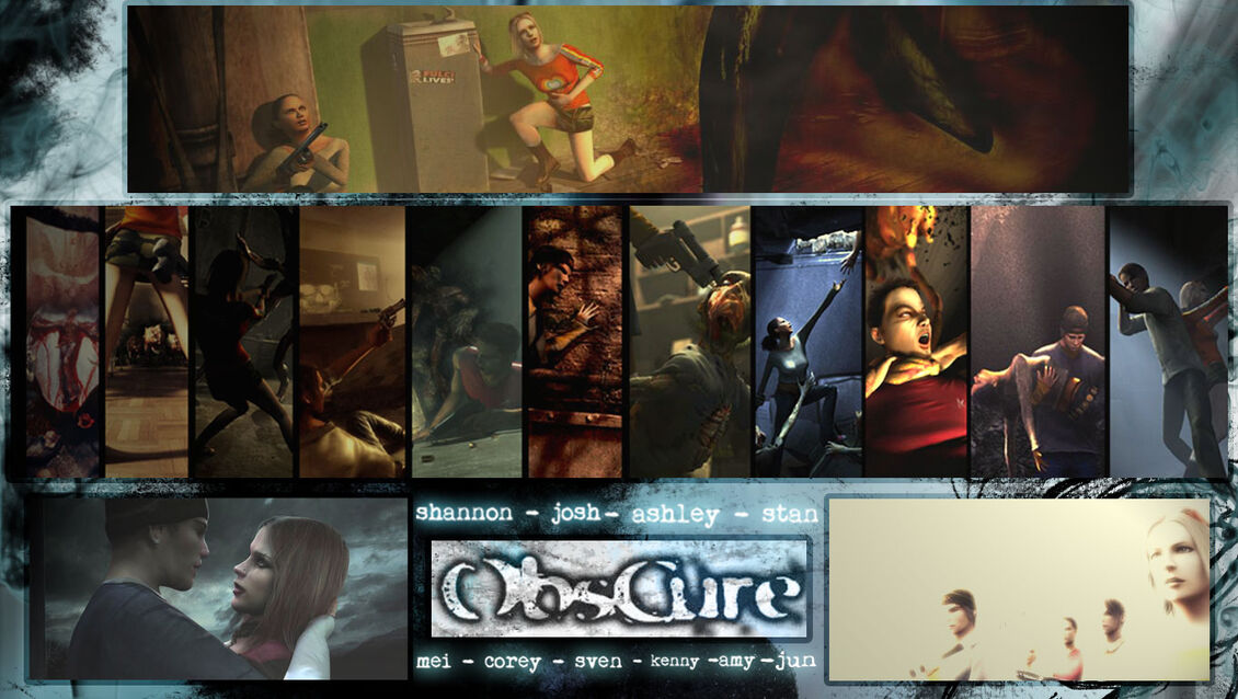 ObsCure Saga
