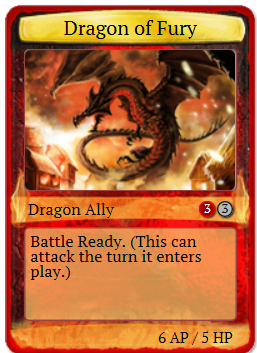 Fury Dragon