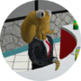 Octodad Button