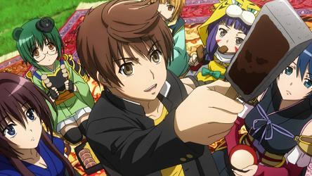 Tham vọng của Oda Nobuna - Image 1