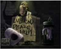 Lulu returned as a Pud