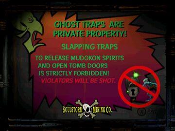 Ghosttraps