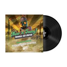 Soundtrack Record Black Front