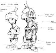 Winter grubb gear concept